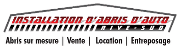 INSTALLATION D'ABRIS D'AUTO 450-515-9111 Logo